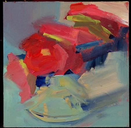 """2273 harmony"" original fine art by Lisa Daria"
