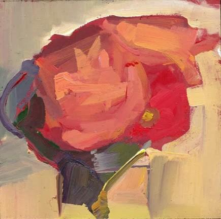 """1608 Blur"" original fine art by Lisa Daria"
