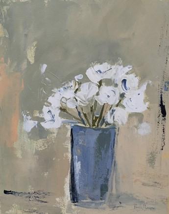 """Snow Roses"" original fine art by Pamela Munger"