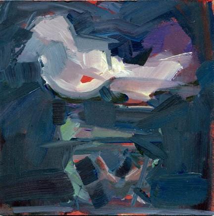 """1460 Reviewed"" original fine art by Lisa Daria"