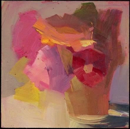 """1835 Shifting"" original fine art by Lisa Daria"
