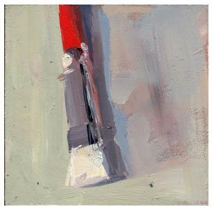 """""""#772 Simple"""" original fine art by Lisa Daria"""