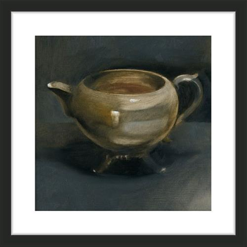 """Creamer"" original fine art by Ester Wilson"
