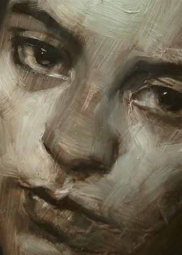 """Tarnish"" original fine art by John Larriva"