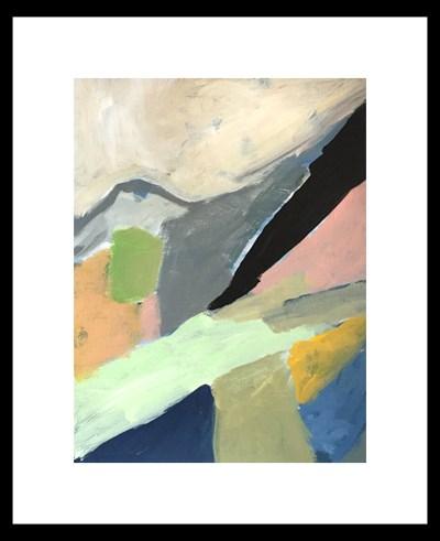 """""""Spring Landscape"""" original fine art by Pamela Munger"""