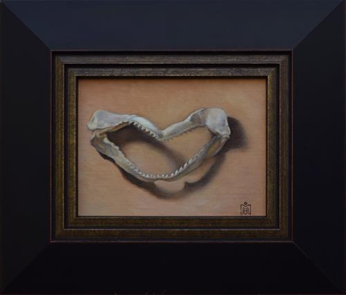 """Open Up"" original fine art by Melissa  Imossi"