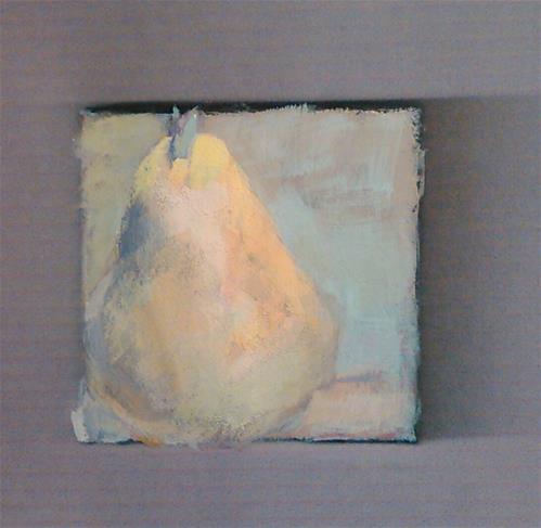"""Something Different"" original fine art by Ann Rudd"