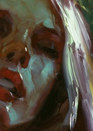 """Bayou"" original fine art by John Larriva"