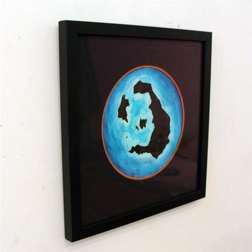 """Thera Study II"" original fine art by Bonnie Fillenwarth"