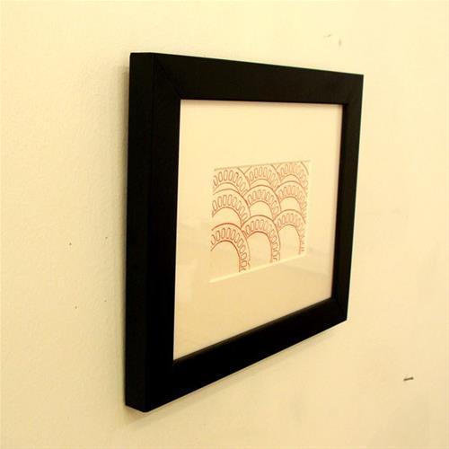 """Dialpack Phalanx Study"" original fine art by Bonnie Fillenwarth"