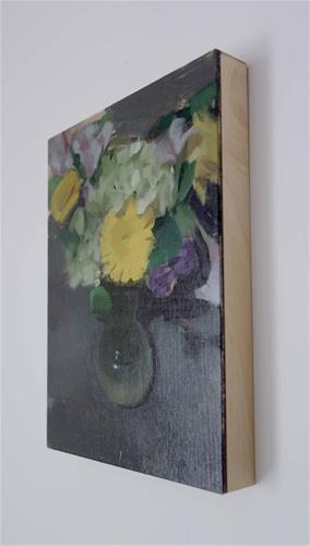 """Spring Bouquet (no.132)"" original fine art by Michael William"