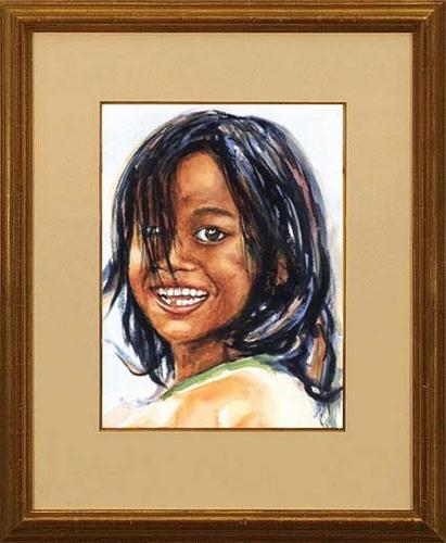 """~ Sisi ~"" original fine art by Maga Fabler"