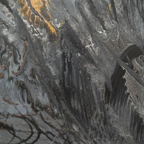 """""""1 - Chaos"""" original fine art by Olga Touboltseva-Lefort"""