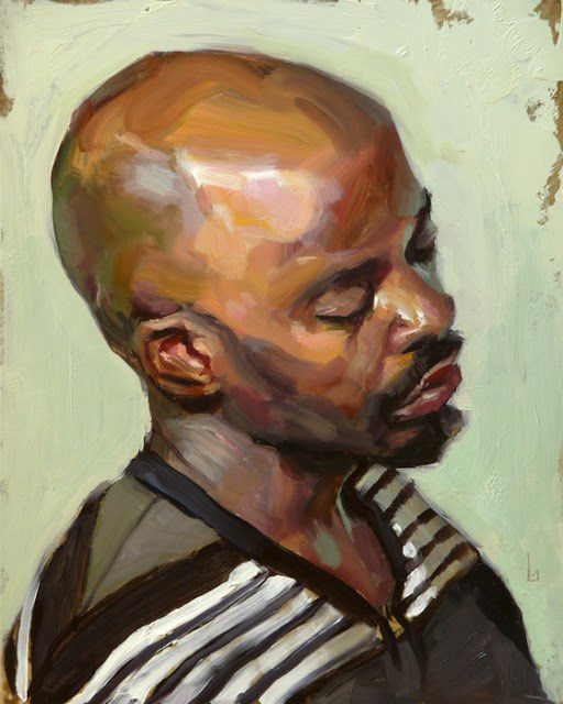 """Multifaceted"" original fine art by John Larriva"