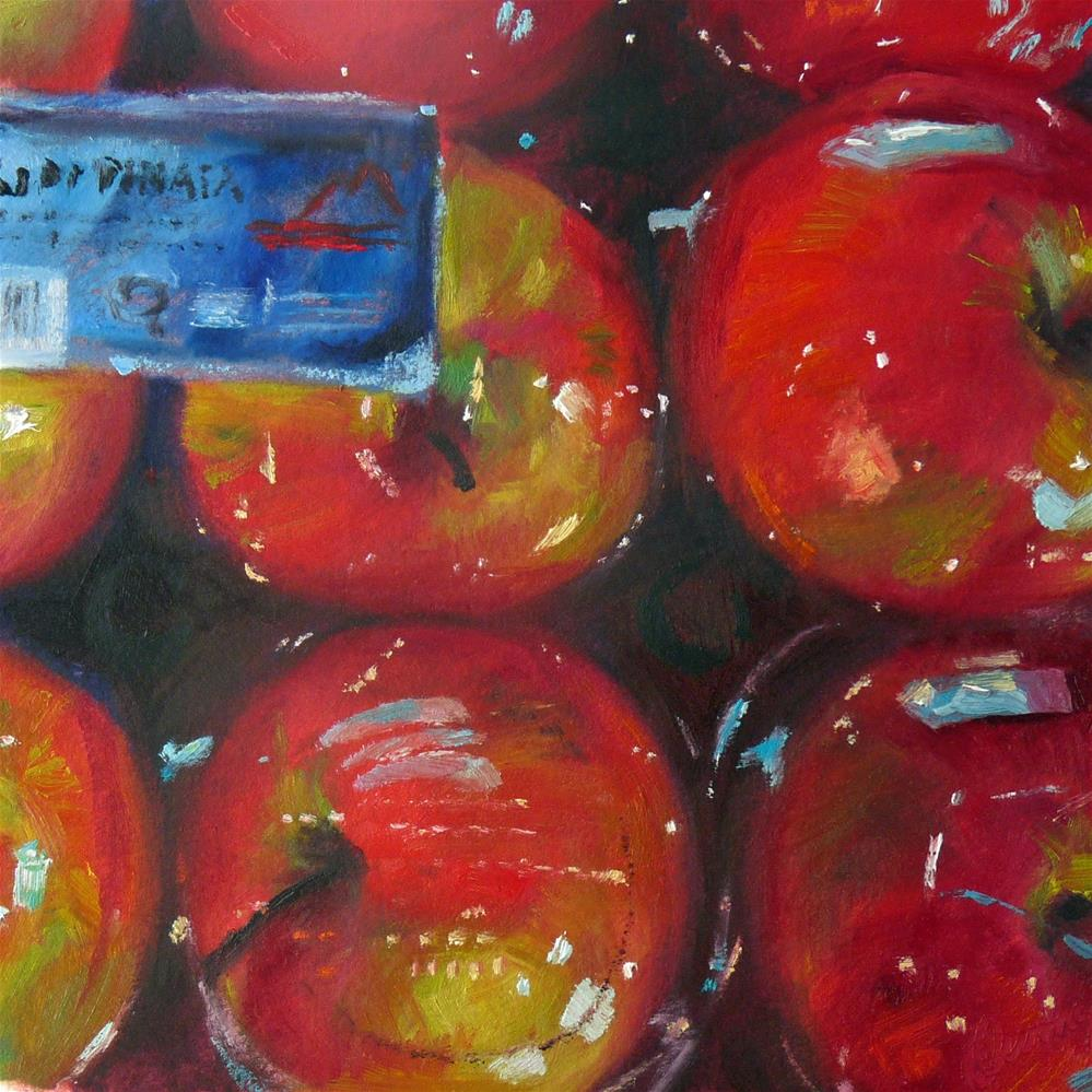 """One A Day"" original fine art by Sharman Owings"