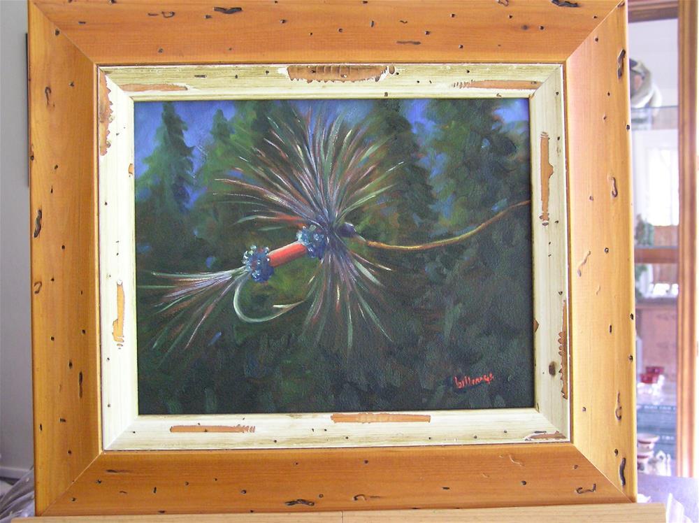 """Flying High"" original fine art by Susanne Billings"