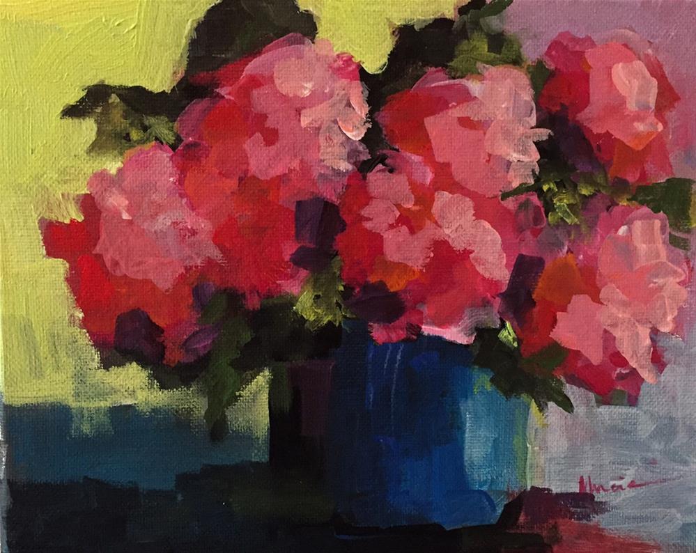 """Living Faith"" original fine art by Marcia Hodges"