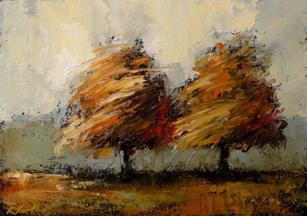 """Twins"" original fine art by Bob Kimball"