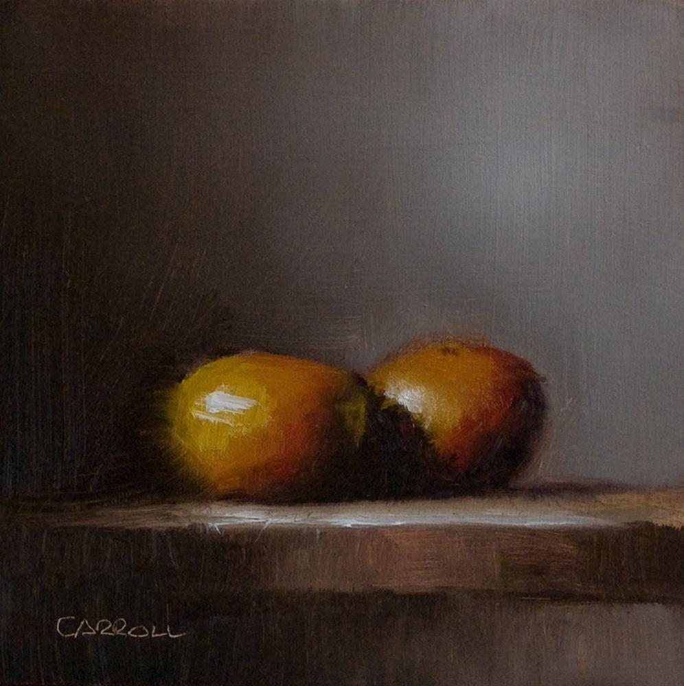 """Clems"" original fine art by Neil Carroll"