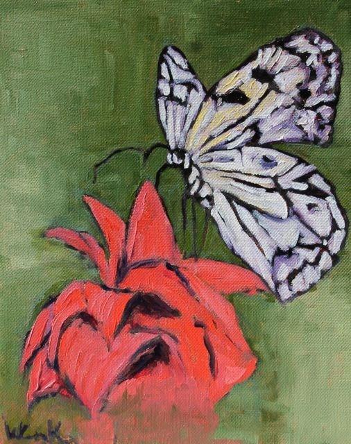 """Untitled"" original fine art by William Cook"