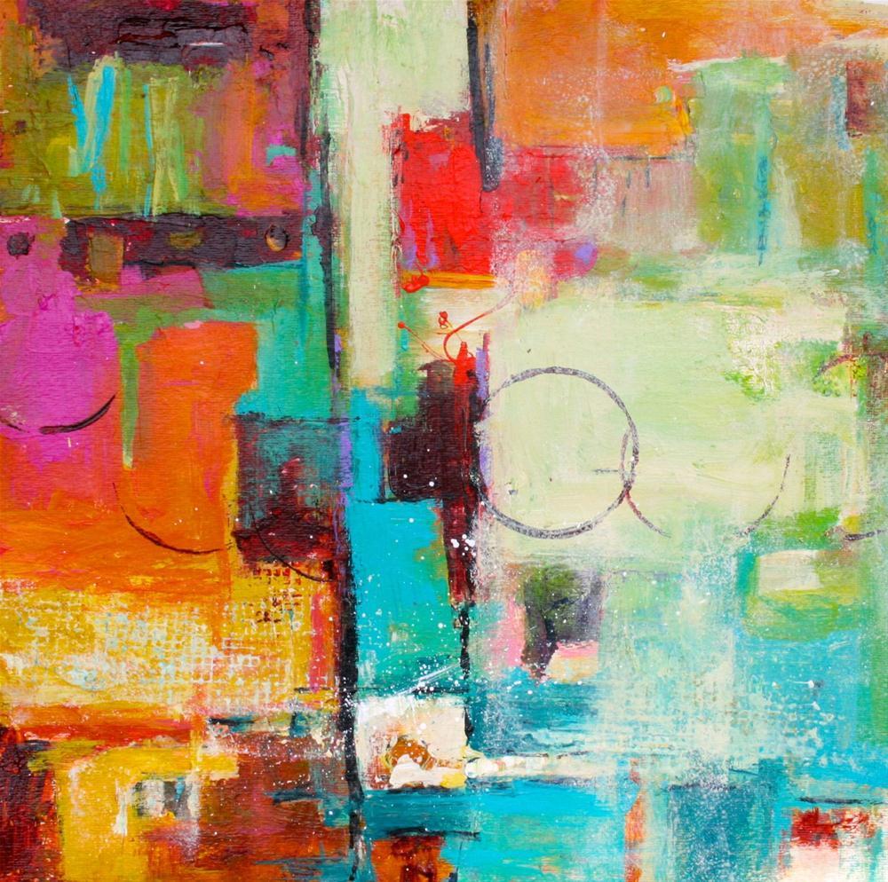"""Plexi"" original fine art by Elizabeth Chapman"