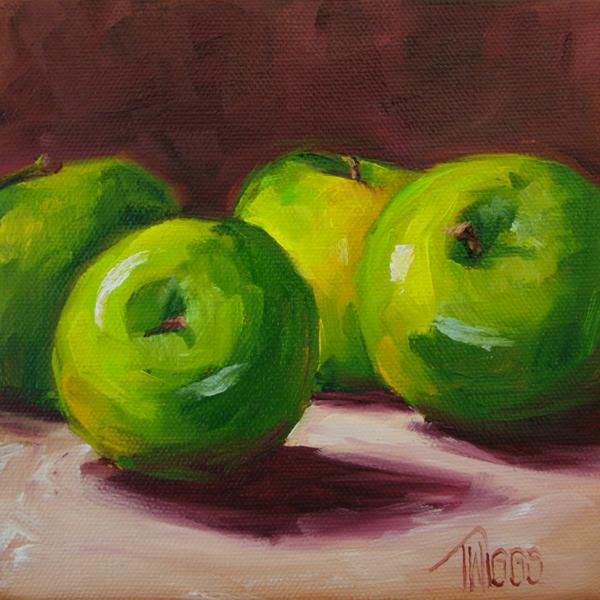 """In The Spotlight"" original fine art by Lori Twiggs"