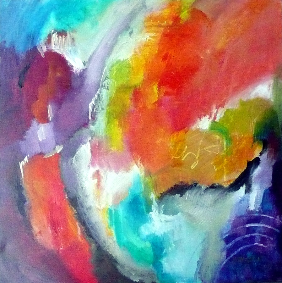 Awakening 11010 original fine art by Nancy Standlee
