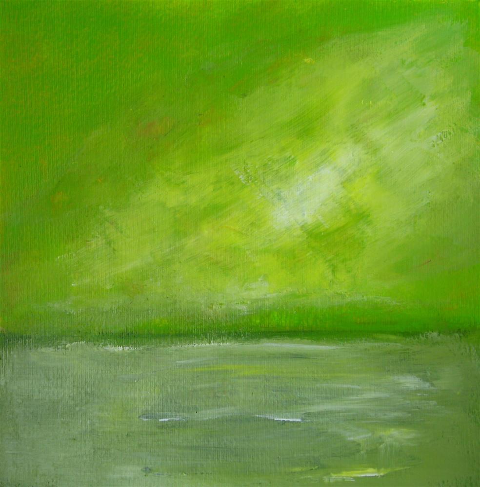 """Spring Feel"" original fine art by Alina Frent"