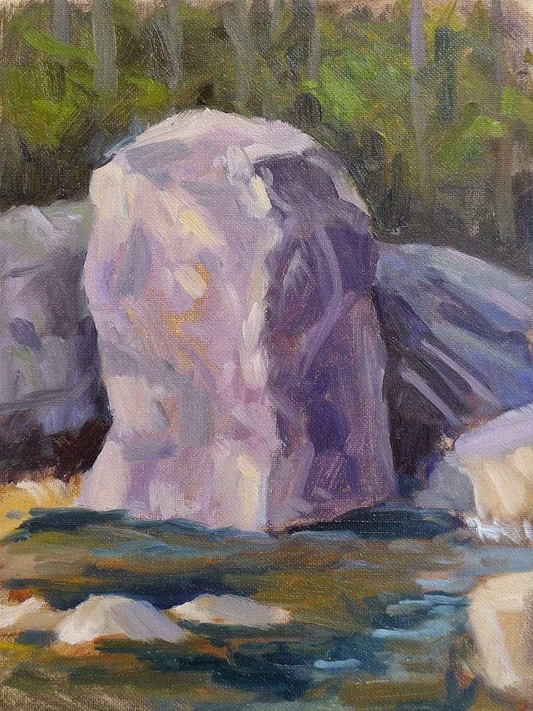 """North Chickamauga Creek"" original fine art by Adam Houston"