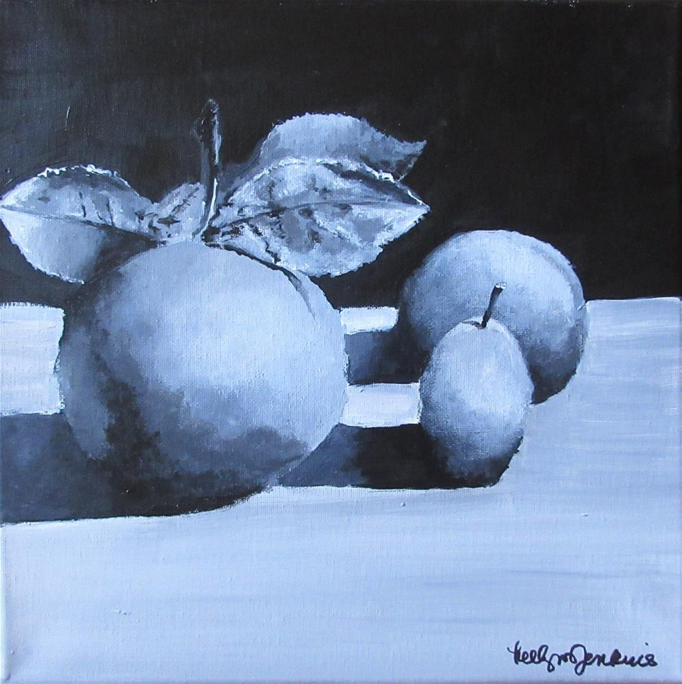 """sober study"" original fine art by kelly m jenkins"