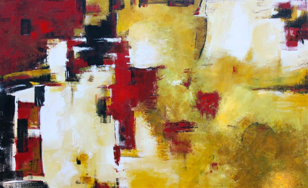 """Dena"" original fine art by Elizabeth Chapman"