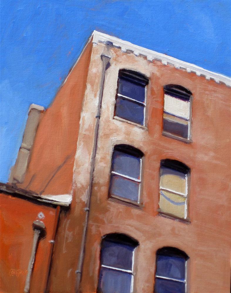 """six windows"" original fine art by Dan Graziano"