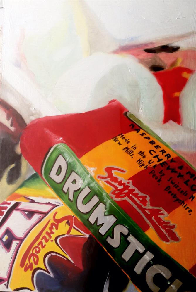 """Sweeties"" original fine art by James Coates"