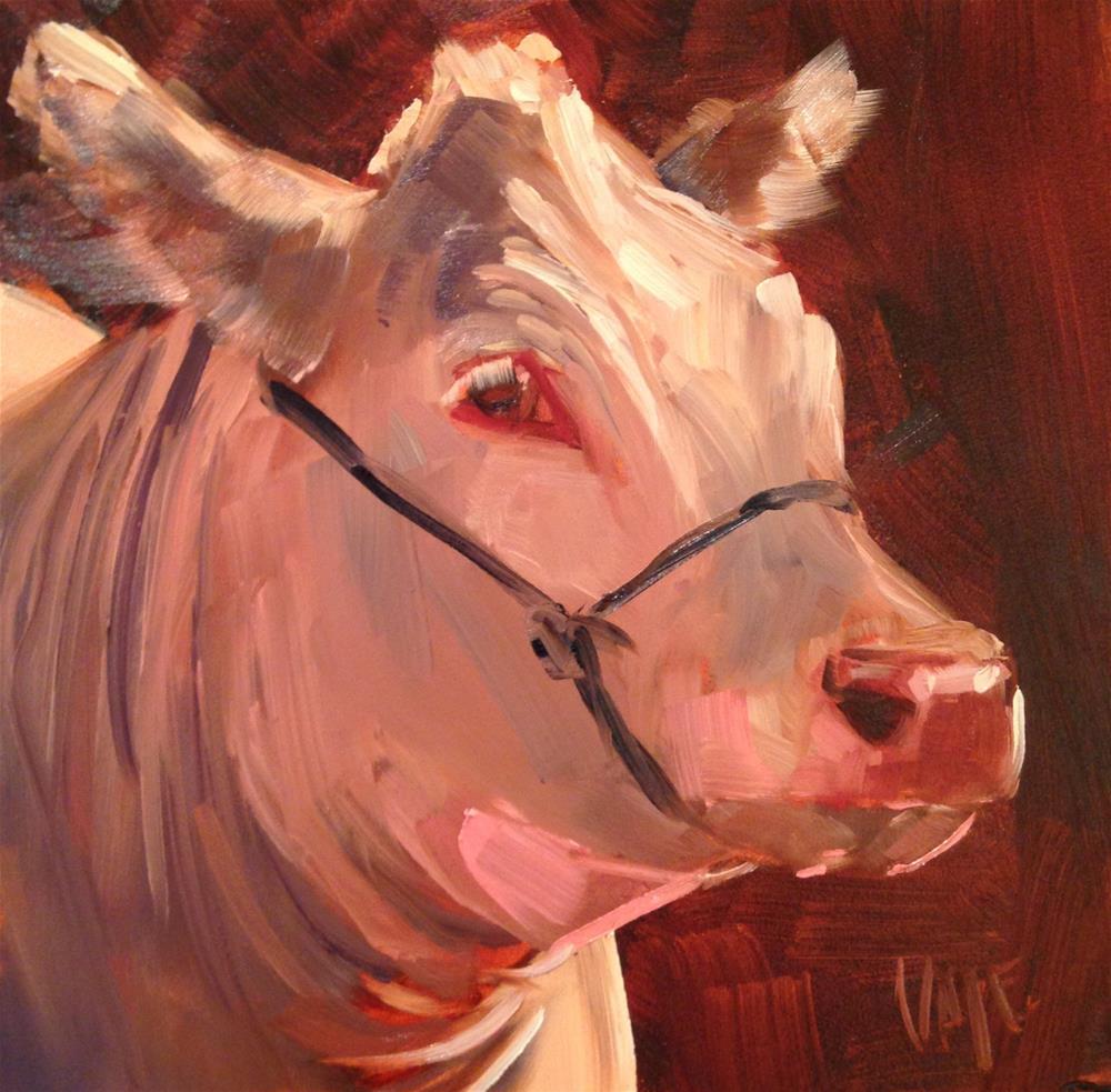 """""""#209 My Fair Lady"""" original fine art by Patty Voje"""