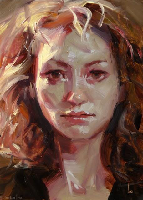 """Sunbreak"" original fine art by John Larriva"