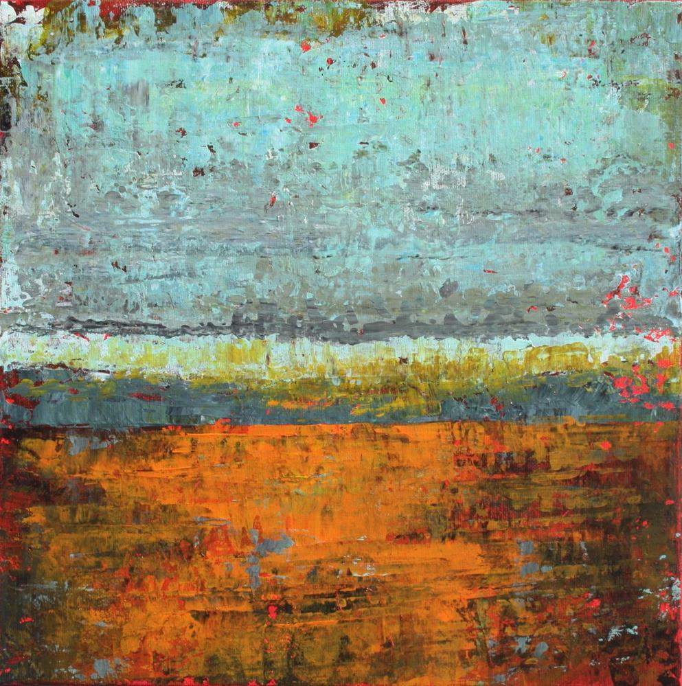 """Low Cloud"" original fine art by Sage Mountain"