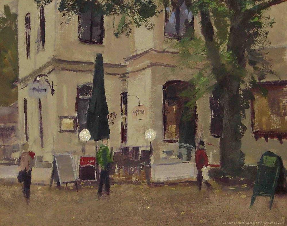 """Untitled"" original fine art by René PleinAir"