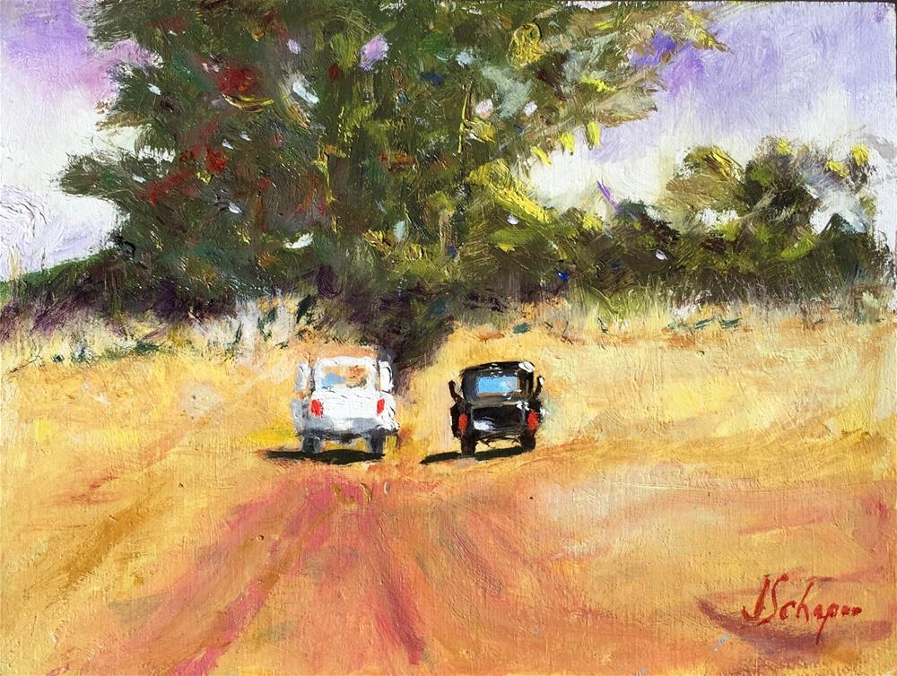 """Kula Hideaway"" original fine art by Joseph Schopen"