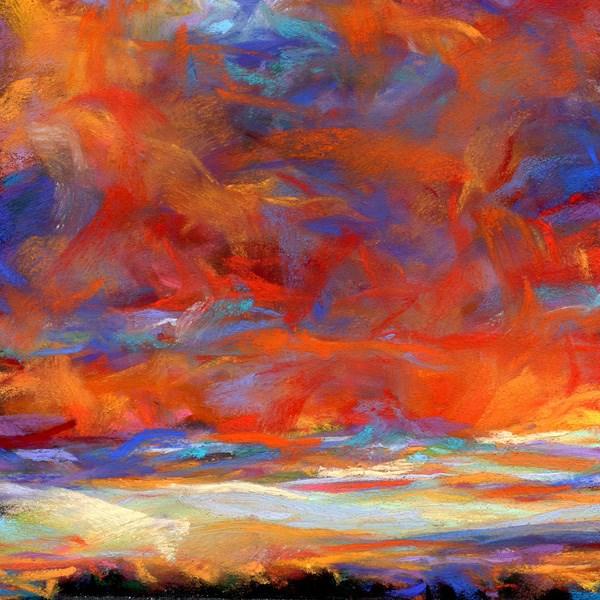"""""""BYE BYE . . ."""" original fine art by Susan Roden"""
