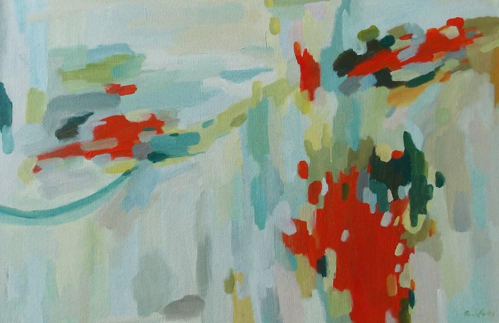 """""""Savor II"""" original fine art by Pamela Munger"""