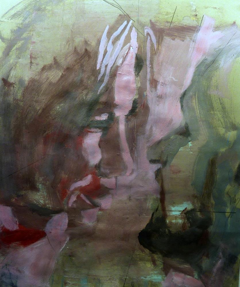 """""""der Kuss / the kiss"""" original fine art by Mila Plaickner"""