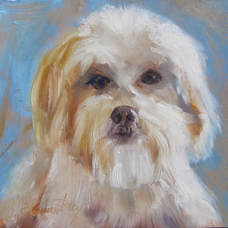 """My Boy 229"" original fine art by Laura  Buxo"