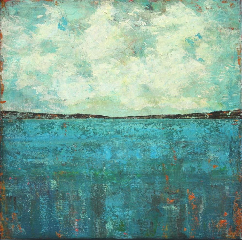 """""""Summer 1977"""" original fine art by Sage Mountain"""