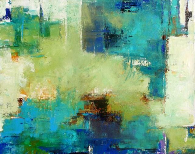 """Supple"" original fine art by Elizabeth Chapman"
