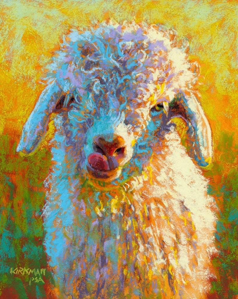 """Lolly - day 16"" original fine art by Rita Kirkman"
