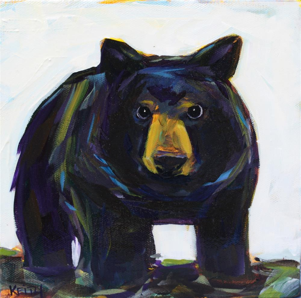 """Boomer"" original fine art by Kandice Keith"