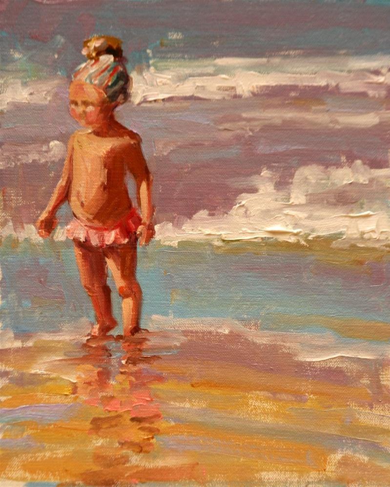 """monday"" original fine art by Carol Carmichael"