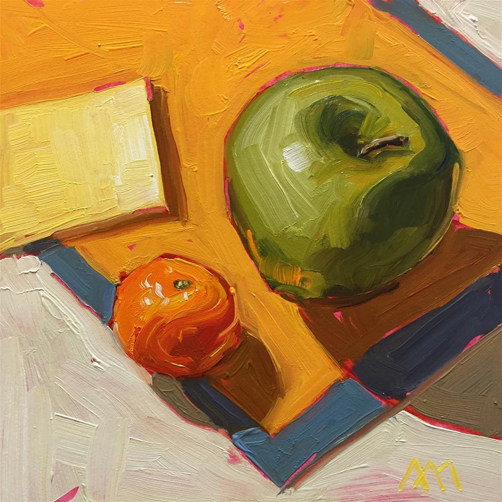 """Post It"" original fine art by Austin Maloney"