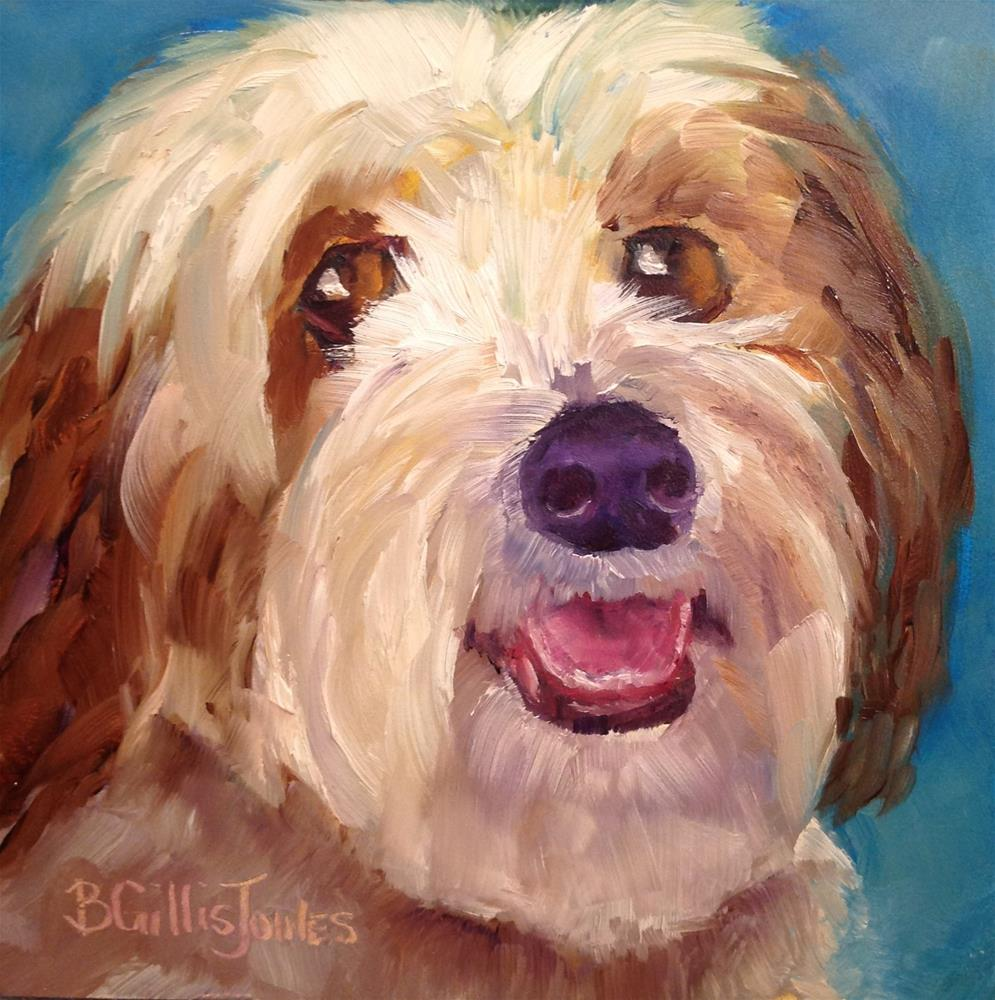 """Cali"" original fine art by Barbara Gillis Joines"