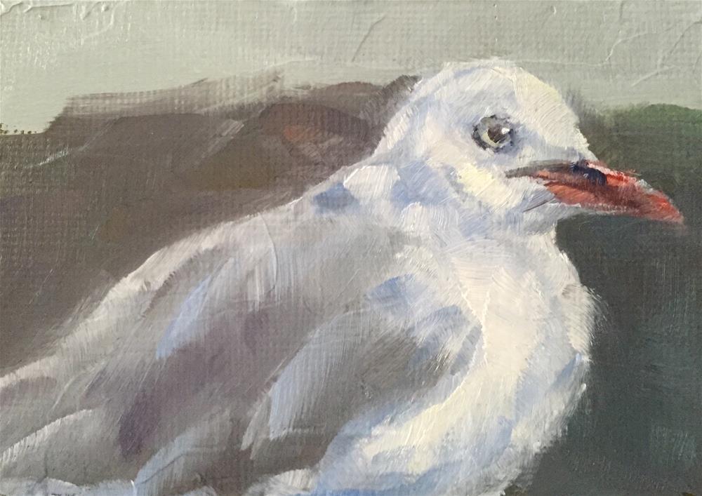 """""""Up Close"""" original fine art by Gary Bruton"""